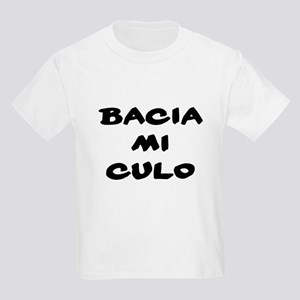 Bacia mi culo Kids Light T-Shirt