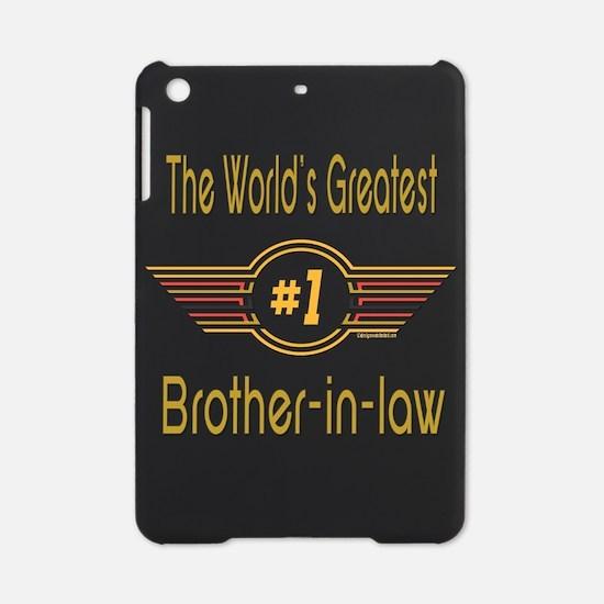 GREENbrotherinlaw.png iPad Mini Case