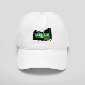 Crotona Park South, Bronx, NYC Cap