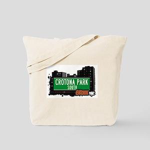 Crotona Park South, Bronx, NYC Tote Bag