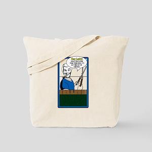 Trim that Bush Tote Bag