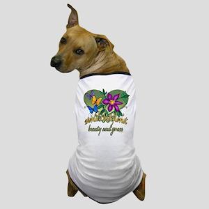 Butterflyflorist Dog T-Shirt