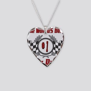 Racing1DRAGRACER Necklace Heart Charm