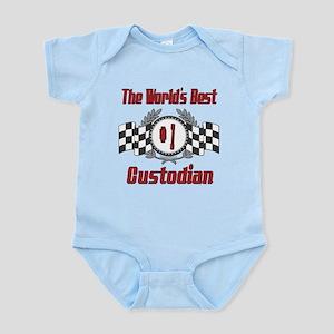 Racing1CUSTODIAN Infant Bodysuit