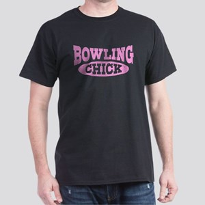 Bowling Chick Dark T-Shirt