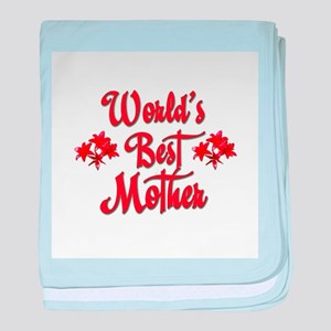 10x10_apparelworldsbestmother.jpg baby blanket