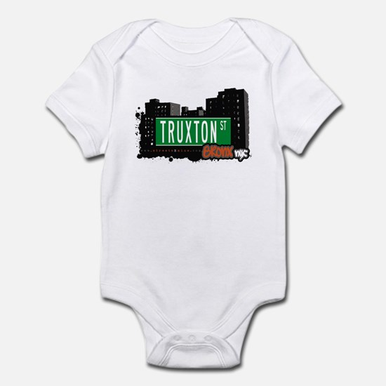 Truxton St , Bronx, NYC Infant Bodysuit