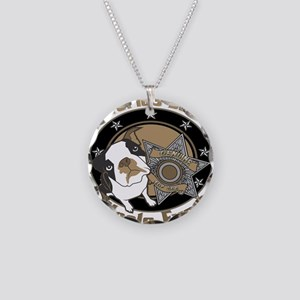 TopDogWorldsBestUncle copy Necklace Circle Cha
