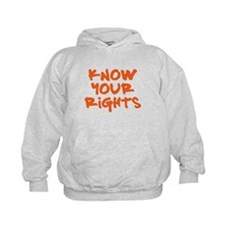 Know Your Rights Kids Hoodie