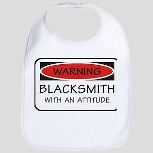 Attitude Blacksmith Bib