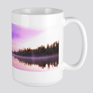 Images from the wilderness Large Mug