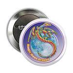 "Magic Moon Dragon 2.25"" Button"