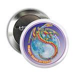 """Magic Moon Dragon 2.25"""" Button (10 pack)"""