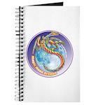 Magic Moon Dragon Journal