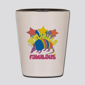 Armadillo Fabulous Shot Glass