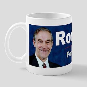 Ron Paul for President Mug