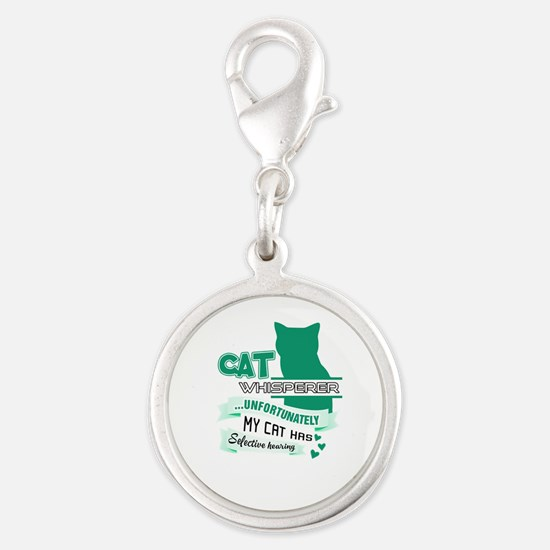 Cat Design Charms