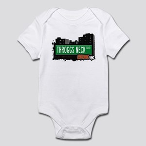 Throggs Neck Blvd, Bronx, NYC Infant Bodysuit