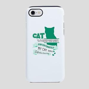 Cat Design iPhone 7 Tough Case