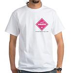 Narcotics White T-Shirt