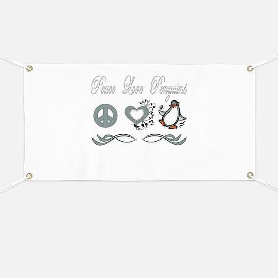 Peace love poker Banner