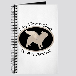 Frenchie Is An Angel Journal
