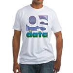 OSdata Fitted T-Shirt