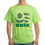 OSdata Green T-Shirt