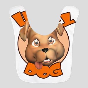 10x10_apparel l lucky dog12 copy Bib