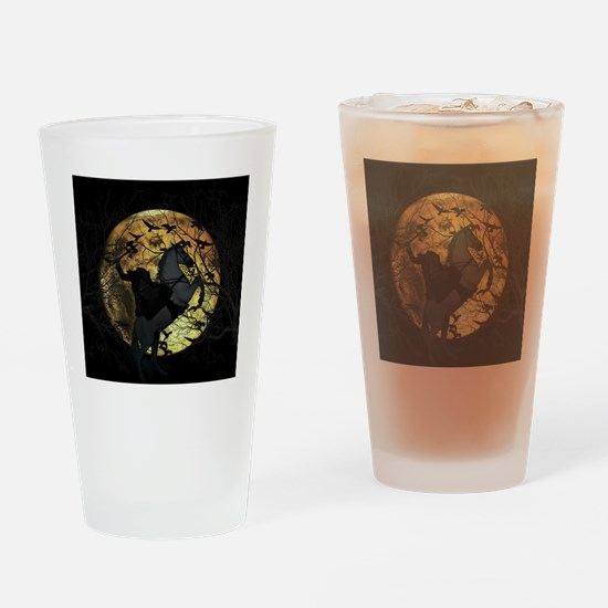 Unique Characters Drinking Glass