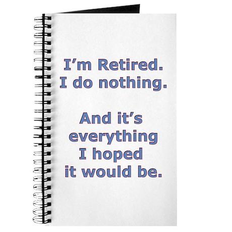 Retirement Journal