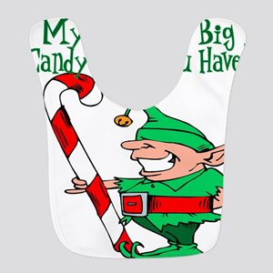 10x10_apparel bigcandycane copy Bib