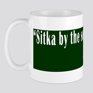 Sitka by the Sea is REDUNDANT! Mug