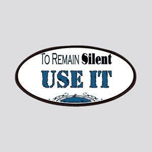 Remain Silent Patches