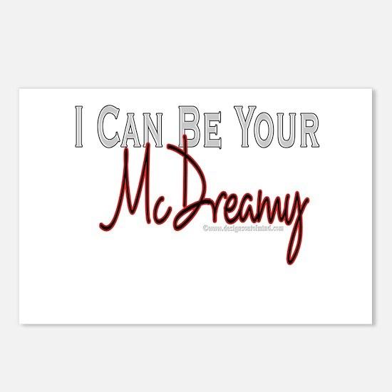 10x10_apparel mcdreamy copy.jpg Postcards (Package