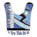 skatboard donttrythisathomesking copy.png Bib