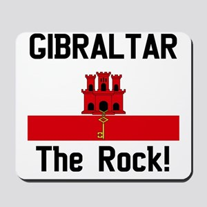 Gibraltar - Front and Back Mousepad