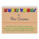 Nudie Toons Calendar