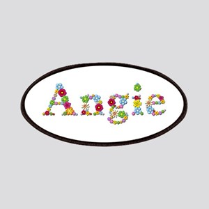 Angie Bright Flowers Patch