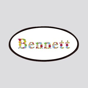 Bennett Bright Flowers Patch