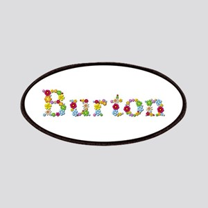 Burton Bright Flowers Patch