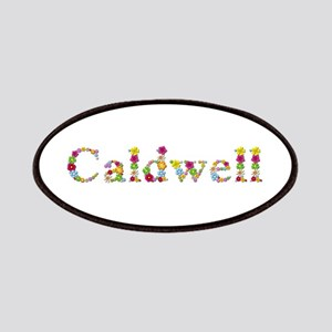 Caldwell Bright Flowers Patch