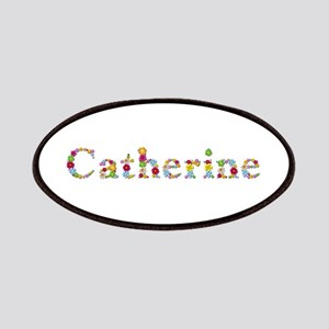 Catherine Bright Flowers Patch