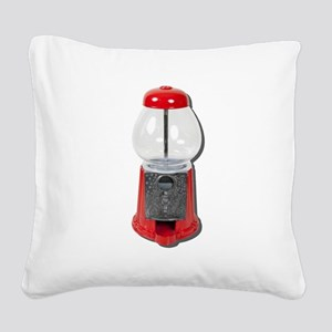 GumballMachine082111 Square Canvas Pillow