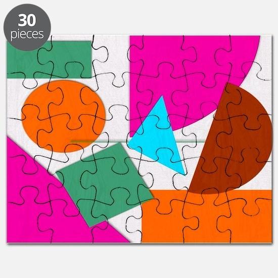 geometry orange Puzzle
