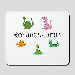 Rohanosaurus Mousepad