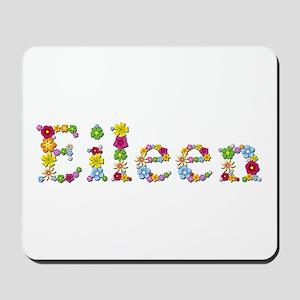 Eileen Bright Flowers Mousepad