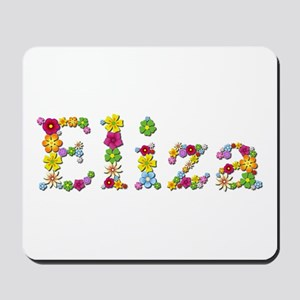 Eliza Bright Flowers Mousepad
