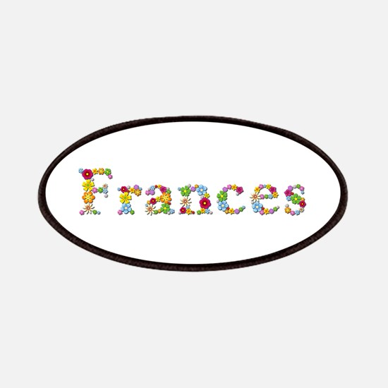 Frances Bright Flowers Patch