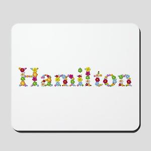 Hamilton Bright Flowers Mousepad